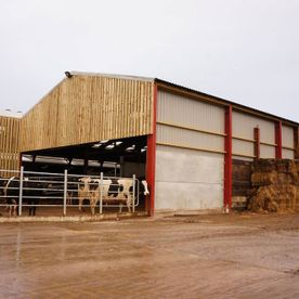 bridgewater construction agricultural building